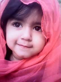 Cute Muslim Babies Girls