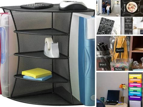 Clever Office Organization Ideas And Gadgets * My Stay At