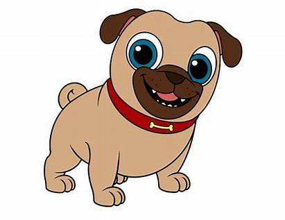 Clip Puppy Pals Dog Dogs Clipart Characters