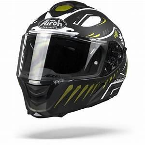 Airoh Spark Vibe Black Matt Full Face Helmet M