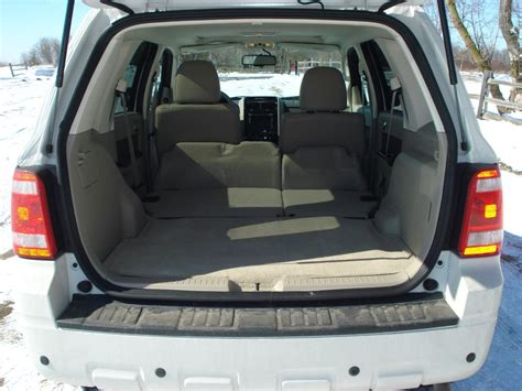image ford escape hybrid cargo space size