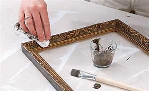 Spiegel Selbst Gestalten : spiegel rahmen vergolden dekorieren ~ Lizthompson.info Haus und Dekorationen