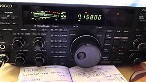 Kenwood Ts-870  Noise Reduction  Auto Notch