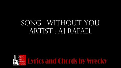 Chord Lagu Without You Mix Mp3 [10.74 Mb]