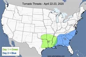 U S  Tornadoes