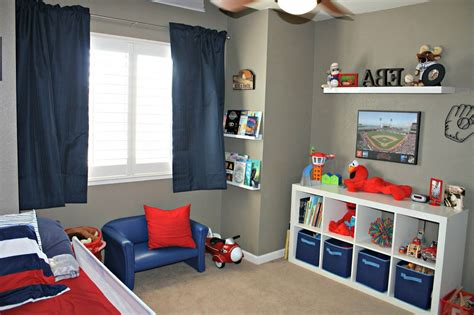 interesting sports themed bedrooms for