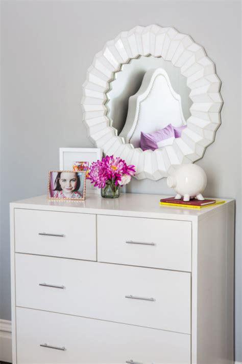 teen girls modern bedroom dresser simplified bee