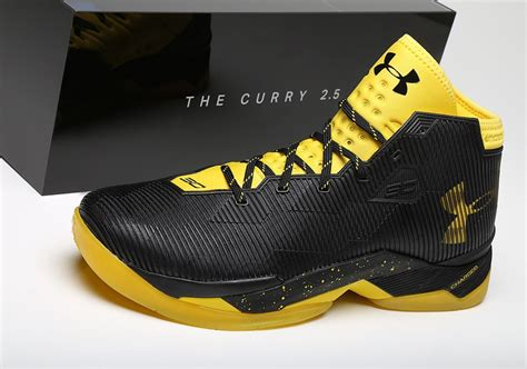 Up Close // Under Armour's Curry 2.5 Seeding Box