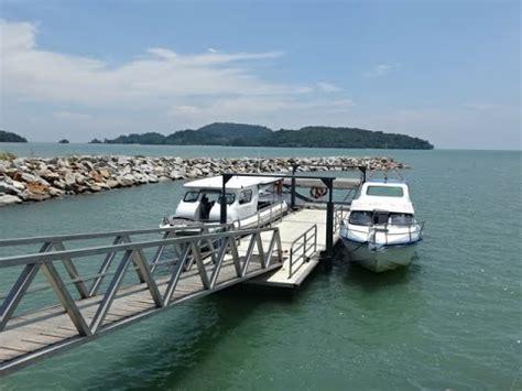 Speed Boat Malaysia by Taj Vivanta Rebak Island Resort Speedboat Transfer
