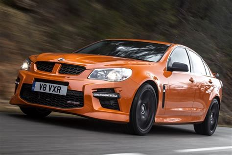 vauxhall vxr saloon    prices parkers