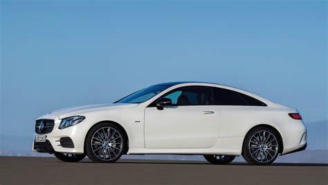 Mercedes Class by 2017 Mercedes E Class Coupe Unveiled Performancedrive