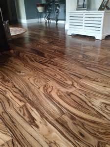 tiger wood hardwood floors home