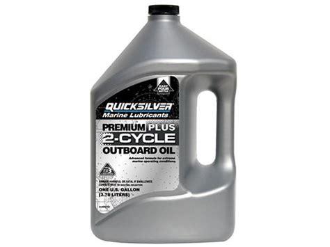 Quicksilver 27q01 Premium Plus 2-cycle Outboard Oil
