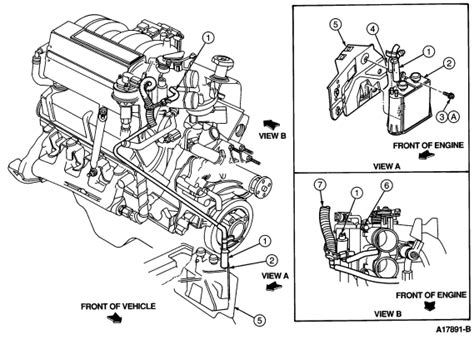 95 F150 Fuel System Diagram by I A 1995 Ford Bronco W 351 I Am Trying To Get Smog