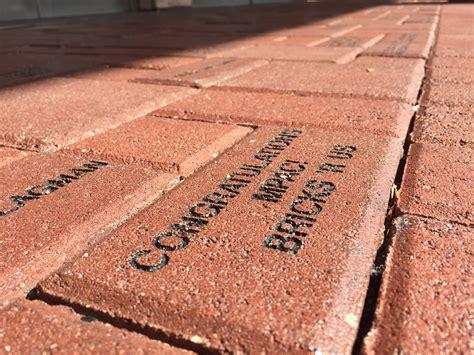Brick Pavers Company by Engraved Bricks