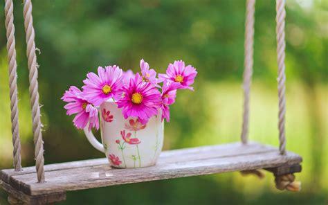 Flowers  Garden  Landscape  Love  Nature Romantic