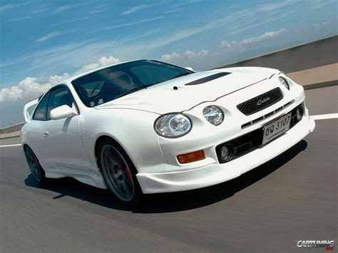 tuning toyota celica st205 cartuning best car tuning