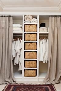 Schrank Mit Vorhang : kreativ vorhang kleiderschrank die besten 25 schrank ideen ~ Michelbontemps.com Haus und Dekorationen