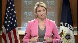 Department of State Press Briefing with Spokesperson ...