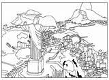 Gate Coloring Bridge Golden Getdrawings sketch template