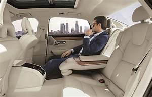 Volvo S90 Inscription Luxe : volvo s90 excellence zitten als een koning achterin deze luxe chauffeursauto video pure luxe ~ Gottalentnigeria.com Avis de Voitures