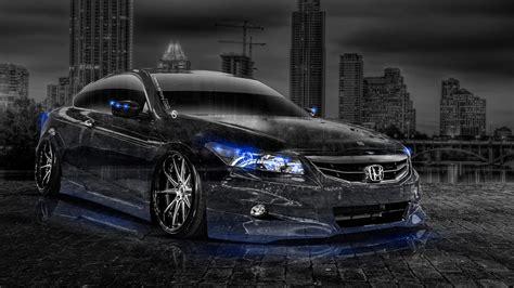Honda Accord 4k Wallpapers by Honda Accord Coupe Jdm City Car 2014 El Tony