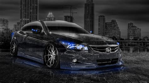 honda accord coupe jdm crystal city car  el tony