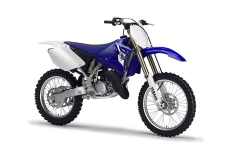 Rugged Race Products by Yamaha Yz125 Off Road Motorcycle