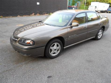 how cars run 2003 chevrolet impala transmission control buy used 2002 chevy impala ls all powert cold a c v6 runs great will be sold no resv in