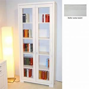 Bücherregal Weiß Holz : vitrine weiss preisvergleiche erfahrungsberichte und ~ Indierocktalk.com Haus und Dekorationen