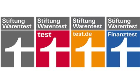 Test Dispersionsfarbe Stiftung Warentest by Neues Corporate Design Der Stiftung Warentest Corporate