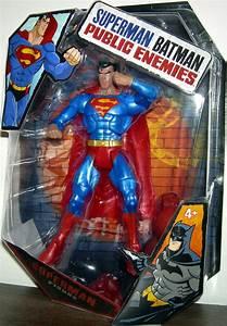Superman Batman Public Enemies SUPERMAN Action Figure