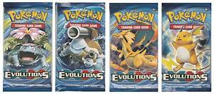 Pokemon: XY Evolutions Booster Case [6 boxes] | Potomac ...