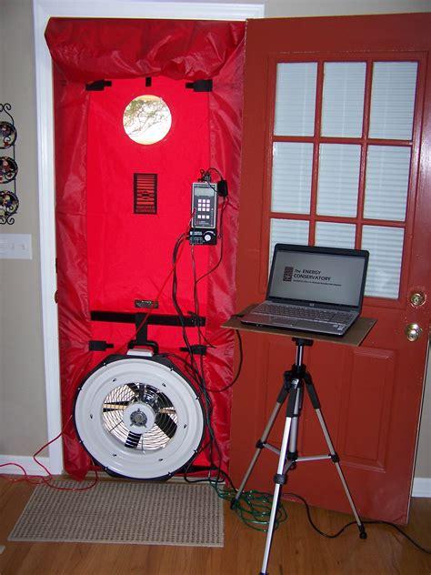 blower door test blower doors blower door test photo 1