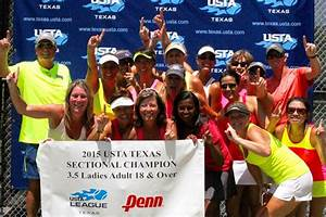 2015 USTA Texas League Sectional Results for LS, 2.5 to 3 ...