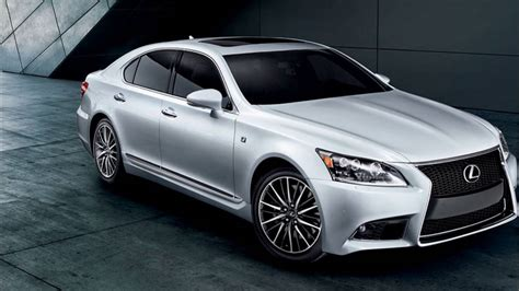 2018 Lexus Ls 460 by 2017 2018 Lexus Ls 460 F Sport Review Price Release