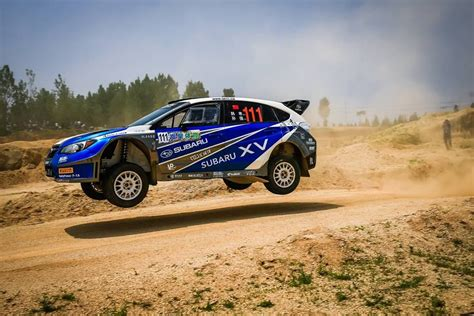 Subaru Crosstrek Rally China