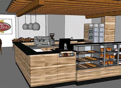 bulevar cafe  skp detail  sketchup designs cad
