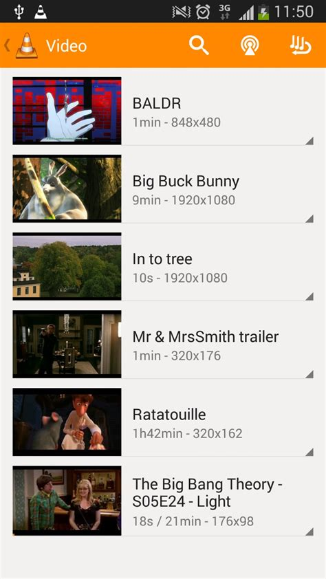 vlc for android 2 1 9 apk for android all versions vlc for android nears version now available as 0 9