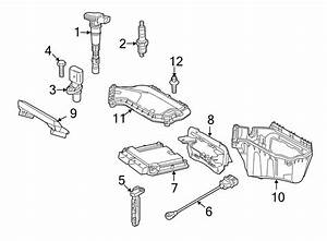 Audi Q5 Engine Speed Sensor  Rpm   Modulediesel