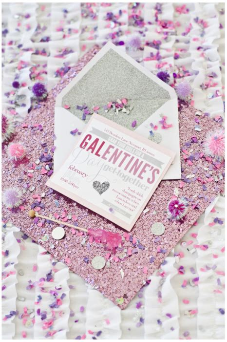 Our Best Galentine's Day Party Tips | Valentines day party ...