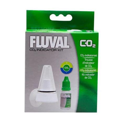 fluval co2 indicator kit replacement 10ml liquid aquarium planted fish tanks ebay