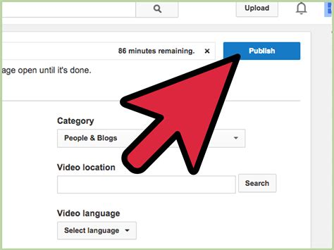 3 Ways To Upload A Video To Youtube  Wikihow