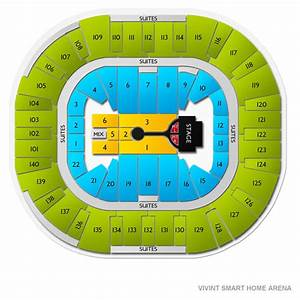 Vivint Smart Home Arena Tickets 9 Events On Sale Now