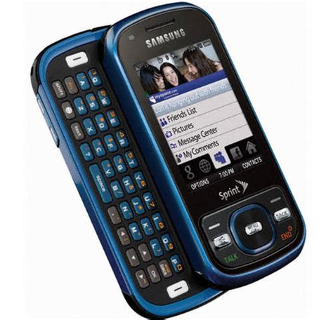 3g Mobile by Samsung Exclaim M550 3g Mobile Phone Xcitefun Net