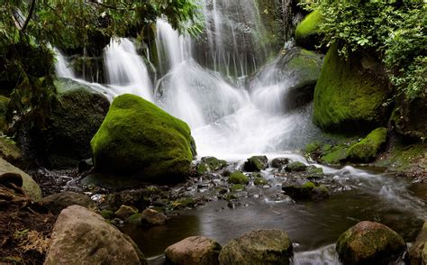 water, Waterfall, Nature, Outdoors, Rocks Wallpapers HD ...