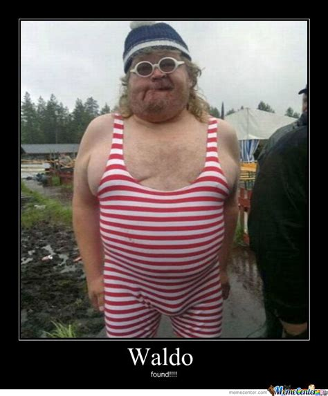 Waldo Meme - waldo found by derrek81 meme center