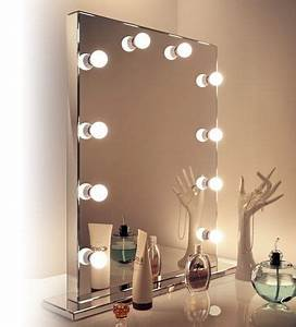 Coiffeuse Miroir Led : best 25 hollywood mirror ideas on pinterest mirror vanity hollywood mirror lights and diy ~ Teatrodelosmanantiales.com Idées de Décoration