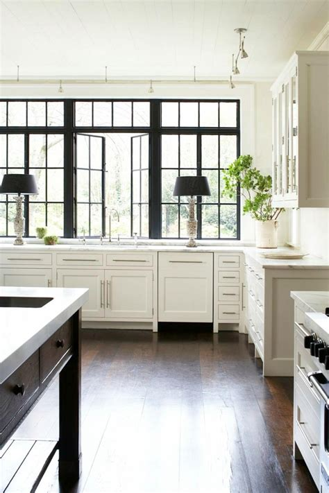 simple interior design for kitchen 3 reasons to paint window trim black emily a clark