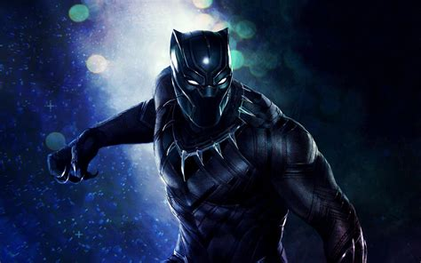 Black Panther Hd Wallpaper For Mobile by Black Panther Marvel Hd Wallpaper Wallpapersafari